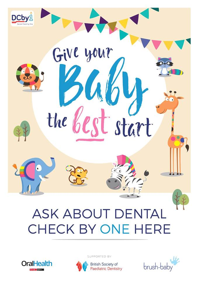 Dental Check-ups for children and Dental Check by 1 initiative
